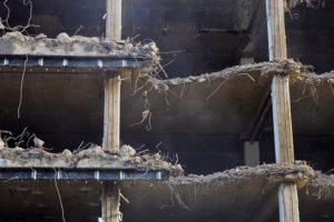 демонтаж на бетон